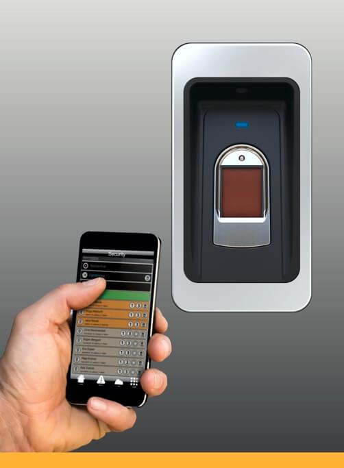 Ključavnica in aplikacija Inokey