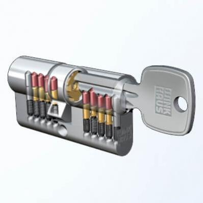 Standardni cilinder za alu vhodna vrata