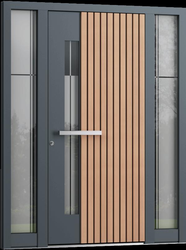 Vhodna vrata iz serije Exclusive 3D