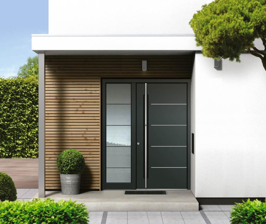 Prednosti aluminijastih vrat so res številne