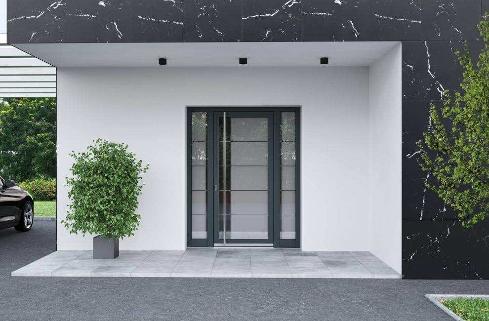 Vhodna vrata Inotherm program Select
